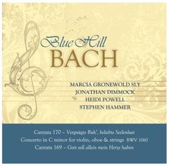 Blue Hill Bach CD 2011